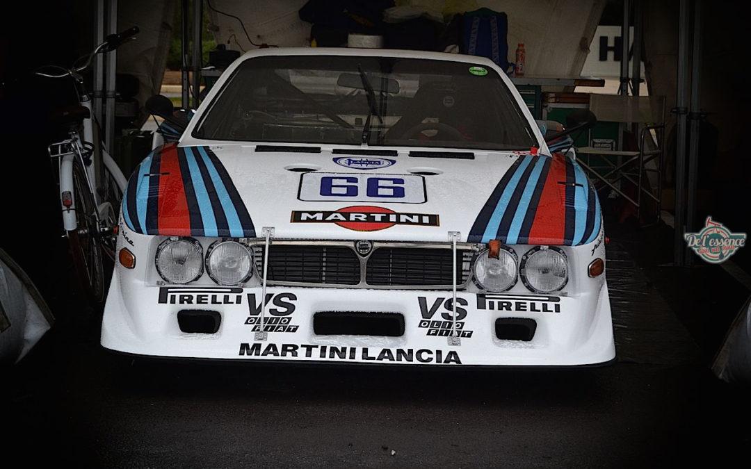 Lancia Beta Montecarlo turbo Gr5 – Violent retour en piste !