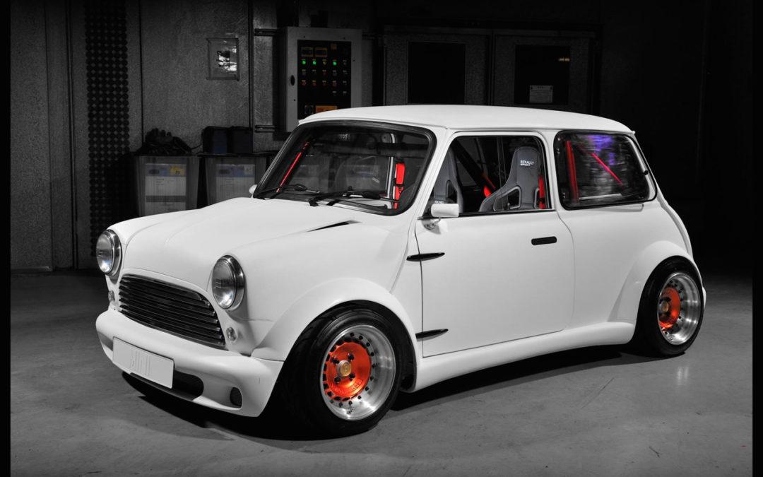 Mini T4 : L'anglaise au coeur suédois !