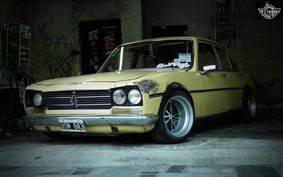 """'76 Gustavo's Peugeot 504 XSE – """"El Vieji"""""""