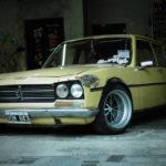 """'76 Gustavo's Peugeot 504 XSE - """"El Vieji"""""""