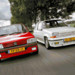 """The Street Fighters"" : 205 GTI vs R5 GT Turbo"