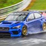 Subaru STi Type RA NBR Spécial… A la recherche de son passé ?!