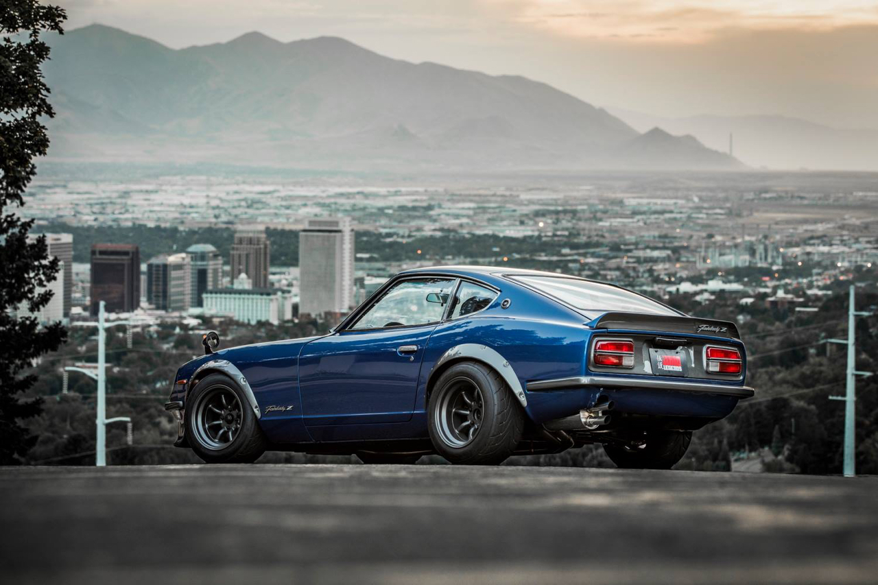 Datsun 240Z JDM Legends - Just perfect ! 5