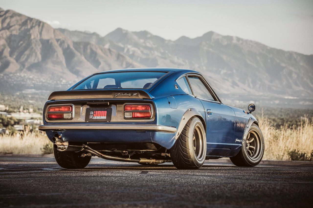 Datsun 240Z JDM Legends - Just perfect ! 2