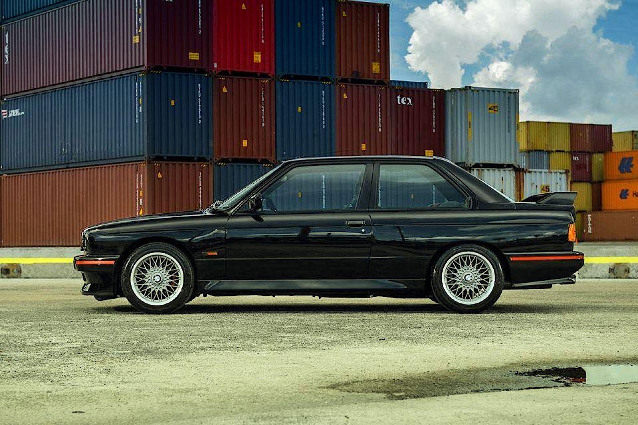BMW M3 E30 Sport Evo... Bouquet final ! 2