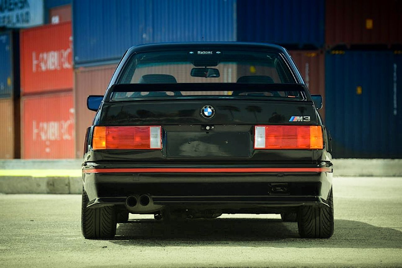 BMW M3 E30 Sport Evo... Bouquet final ! 4