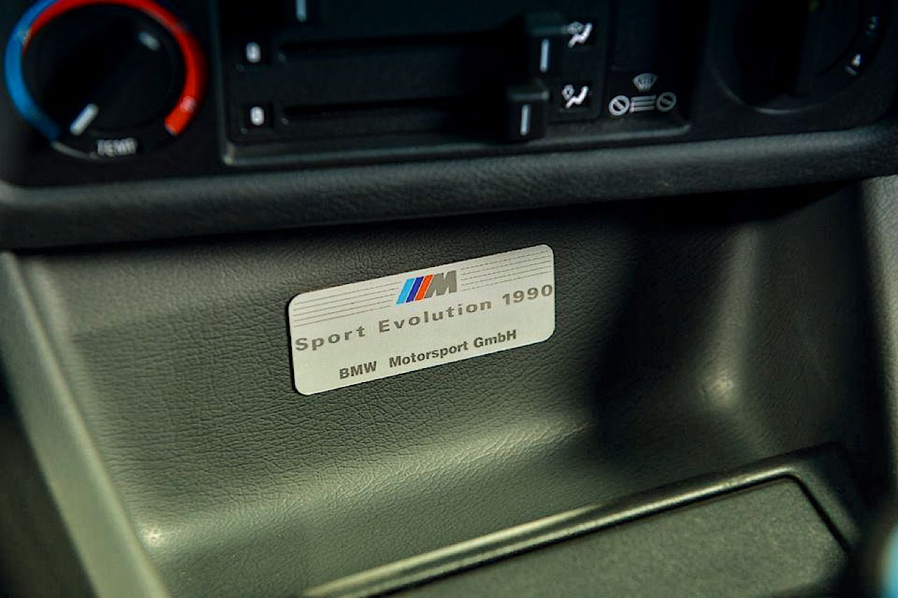BMW M3 E30 Sport Evo... Bouquet final ! 6