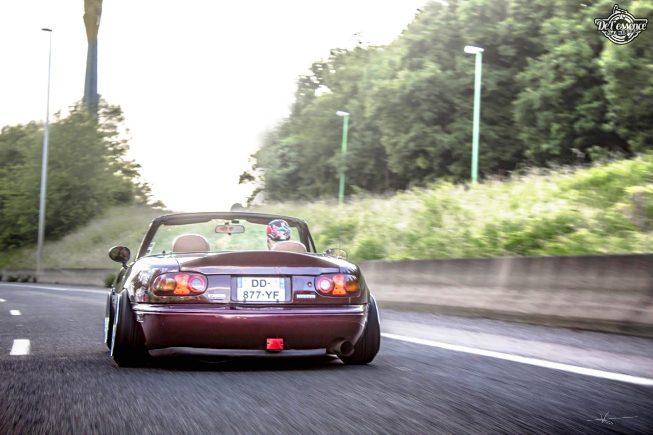 Clemix's Mazda MX5 NA... 95, une bonne année pour le Merlot ! 10