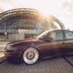 Slammed Opel Vectra... Pari osé ! 11