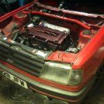 """""""Project Pugonda"""" : La Peugeot 309 Vtec turbo... 33"""