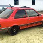 """""""Project Pugonda"""" : La Peugeot 309 Vtec turbo... 21"""