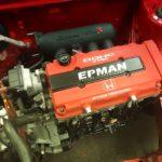 """""""Project Pugonda"""" : La Peugeot 309 Vtec turbo... 30"""
