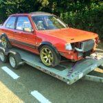 """""""Project Pugonda"""" : La Peugeot 309 Vtec turbo... 27"""