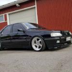 Peugeot 405 V6... Ringard attitud' ?! 17