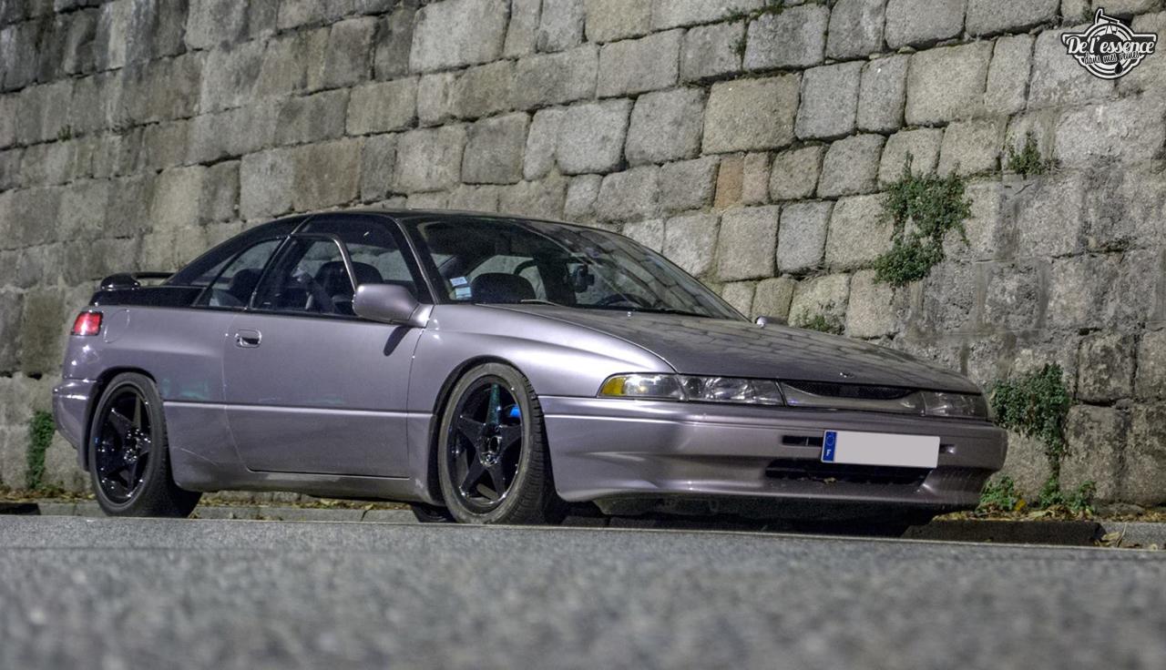 Subaru SVX - Alcyone pour les intimes... 4