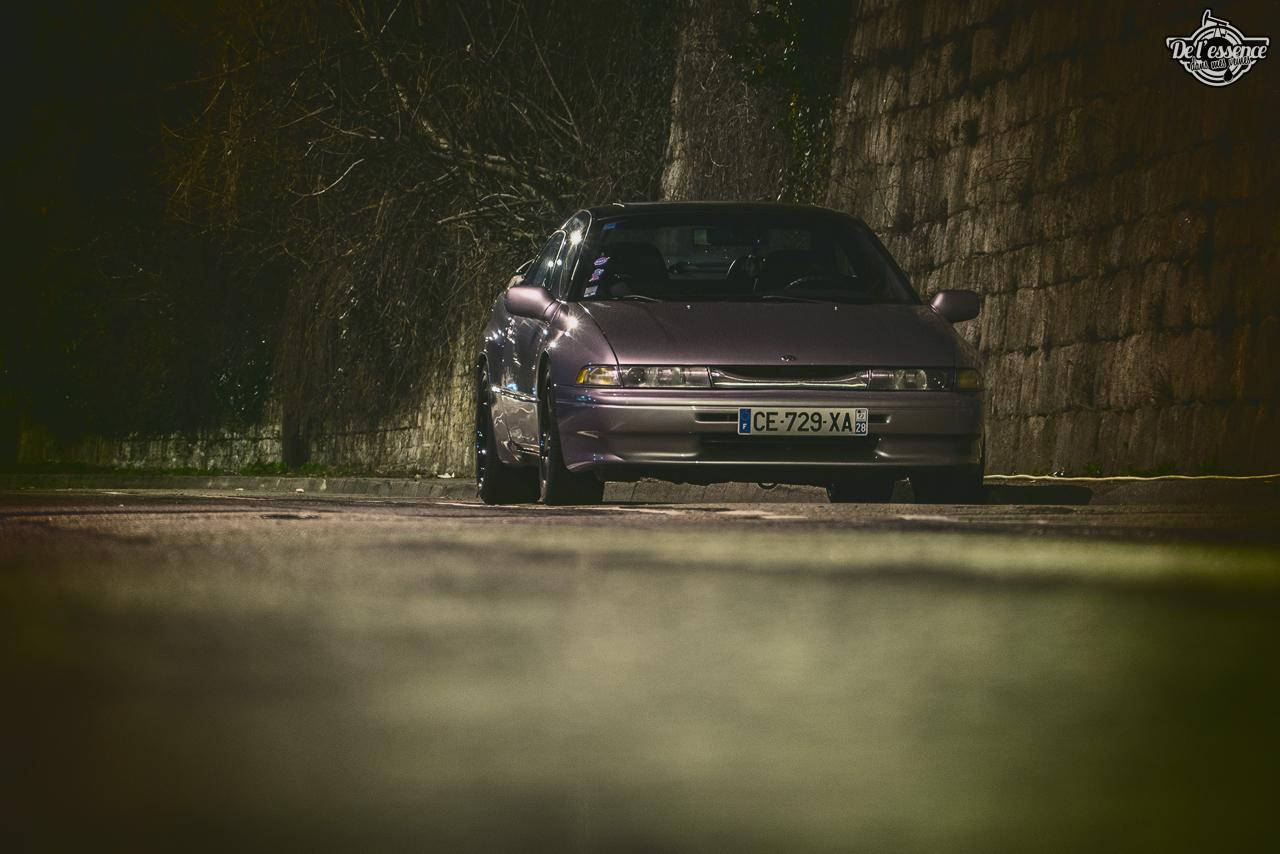 Subaru SVX - Alcyone pour les intimes... 3