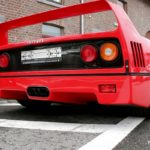 Engine Sound - Ferrari F40...