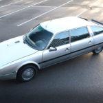 Citroen CX GTi Turbo 2 Prestige... Quand la France faisait encore des haut-de-gamme !