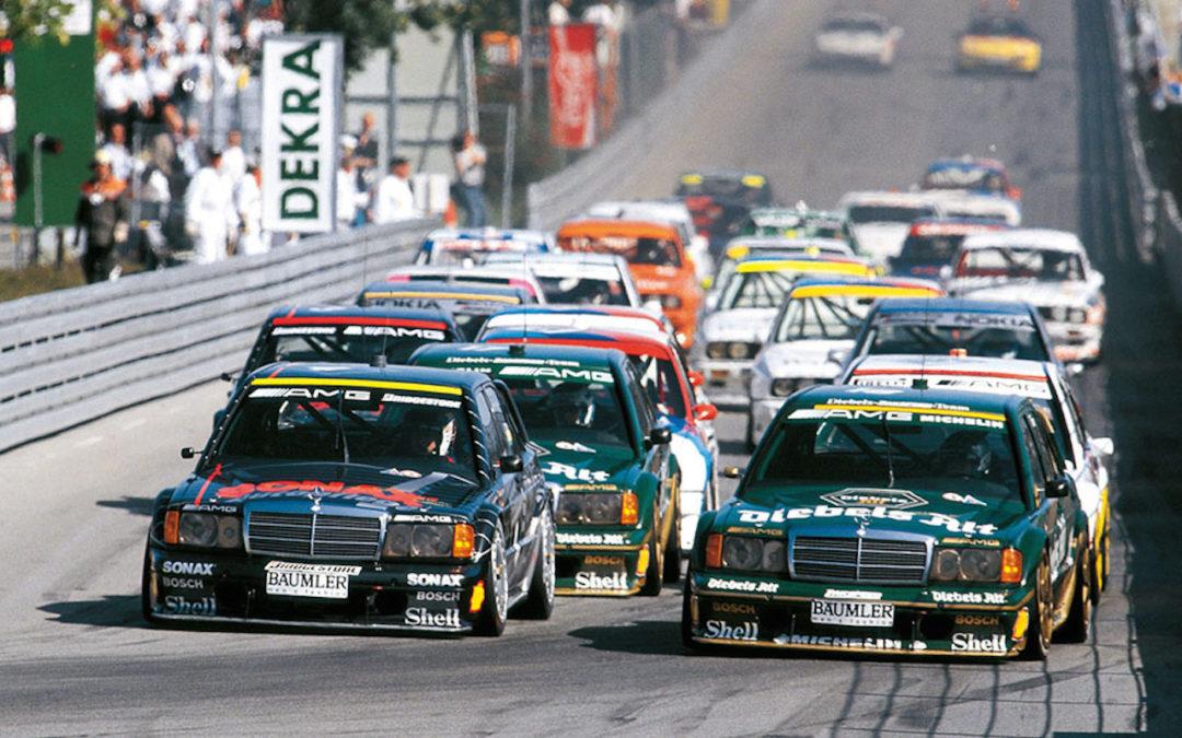 DTM Classic – Norisring 2K17 : Les vieilles en ont encore dans les pistons !