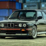 BMW M3 E30 Sport Evo… Bouquet final !