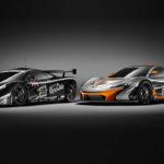 McLaren P1 GTR et F1 GTR... Réunion de famille !
