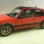 """""""Project Pugonda"""" : La Peugeot 309 Vtec turbo..."""