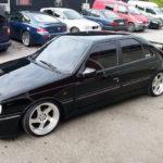 Peugeot 405 V6... Ringard attitud' ?!