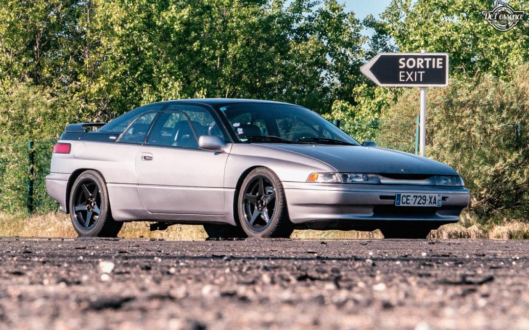 Subaru SVX – Alcyone pour les intimes…