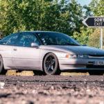 Subaru SVX - Alcyone pour les intimes...