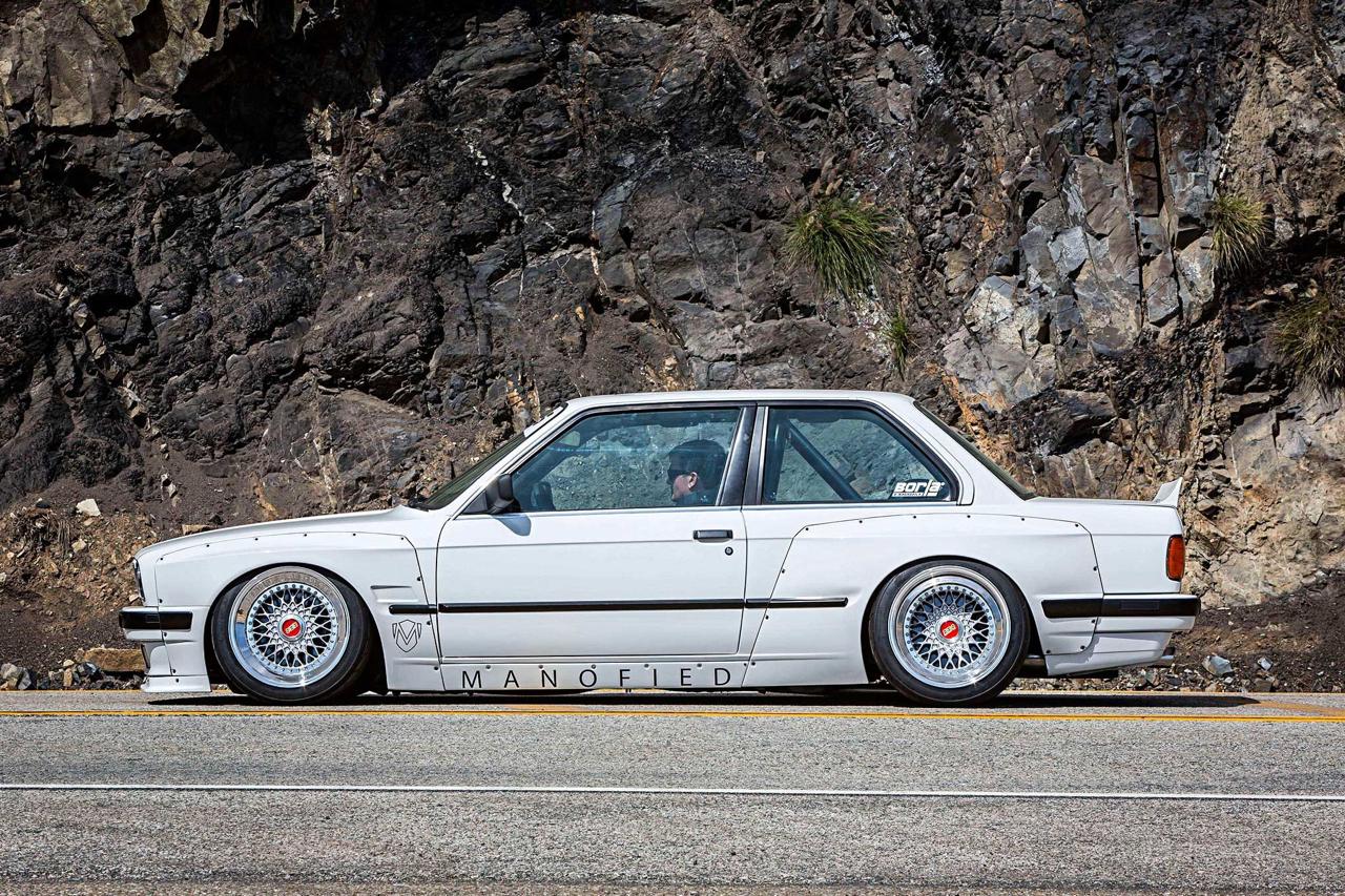 BMW E30 325is en Rocket Bunny... Musclé le lapin ! 9