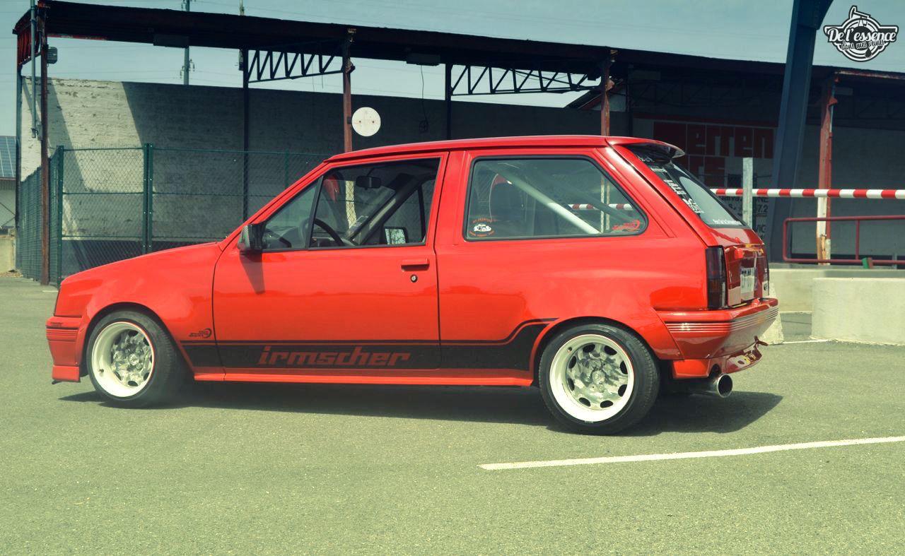 Opel Corsa GSi : Alain et sa fraise Tagada ! 21
