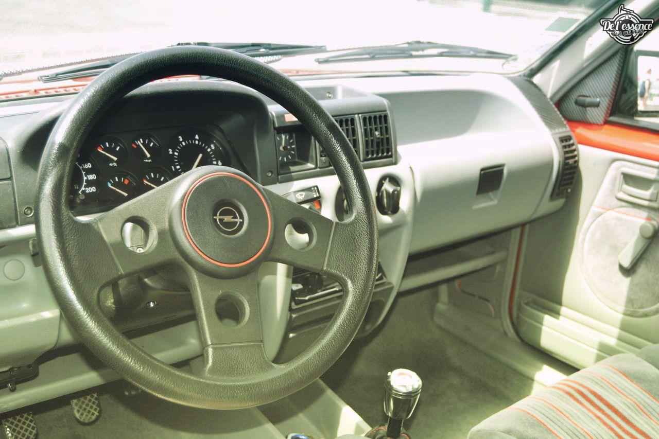 Opel Corsa GSi : Alain et sa fraise Tagada ! 29