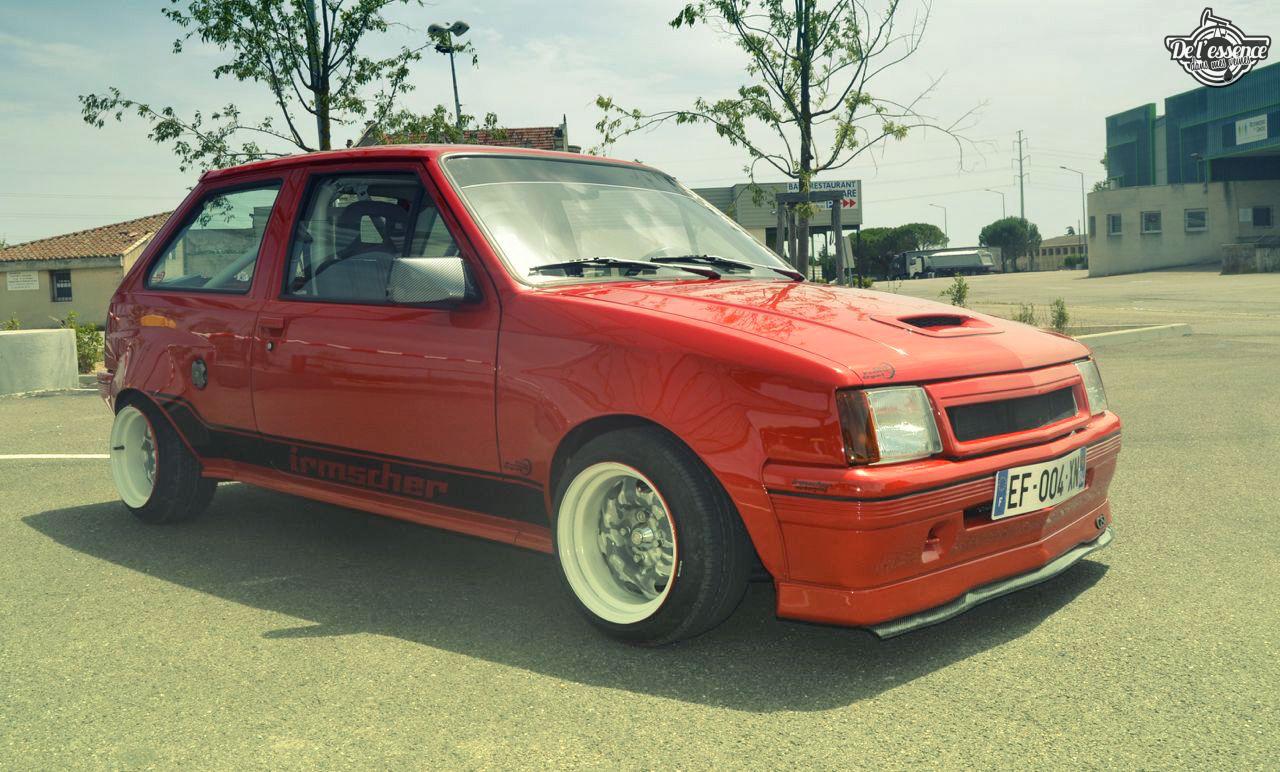 Opel Corsa GSi : Alain et sa fraise Tagada ! 20