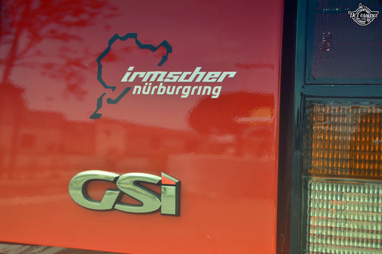 Opel Corsa GSi : Alain et sa fraise Tagada ! 37