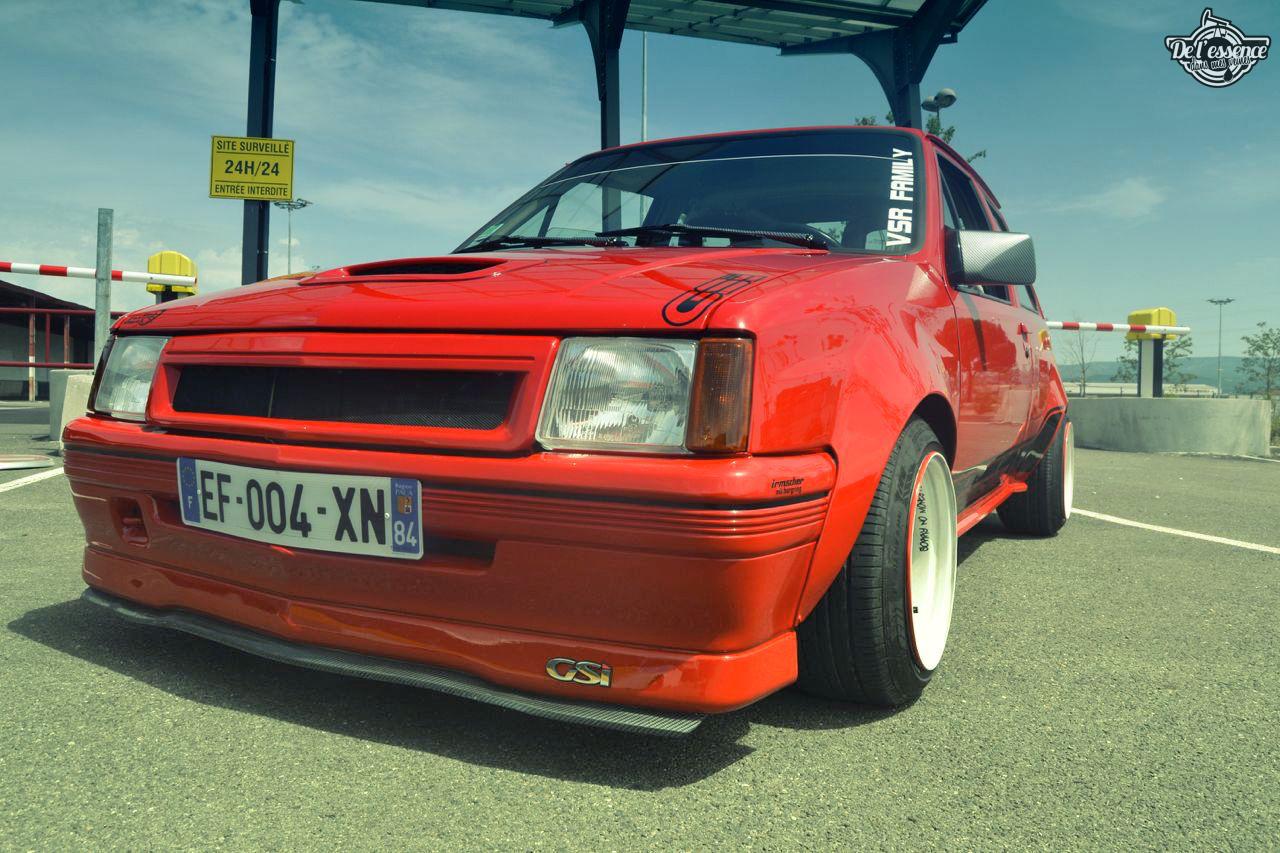 Opel Corsa GSi : Alain et sa fraise Tagada ! 30