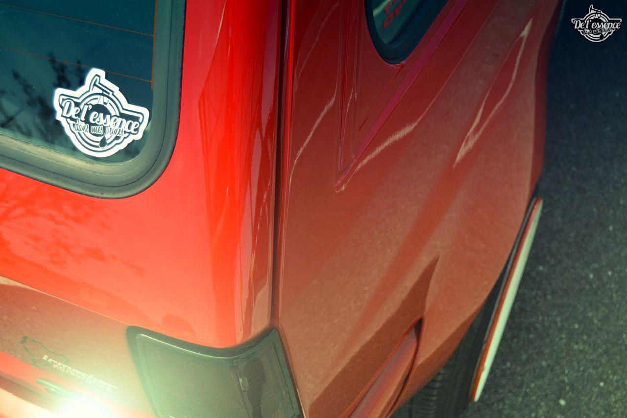 Opel Corsa GSi : Alain et sa fraise Tagada ! 35