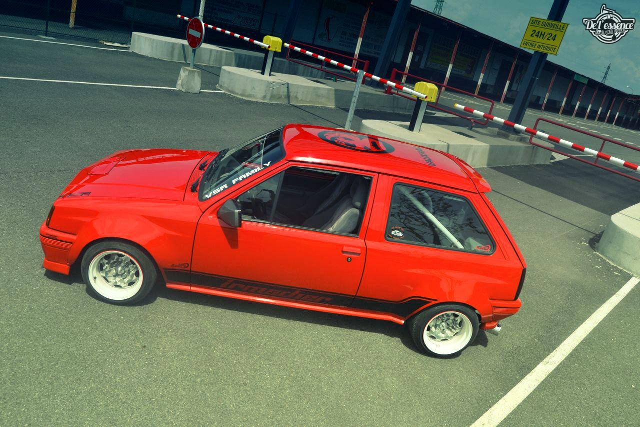 Opel Corsa GSi : Alain et sa fraise Tagada ! 3