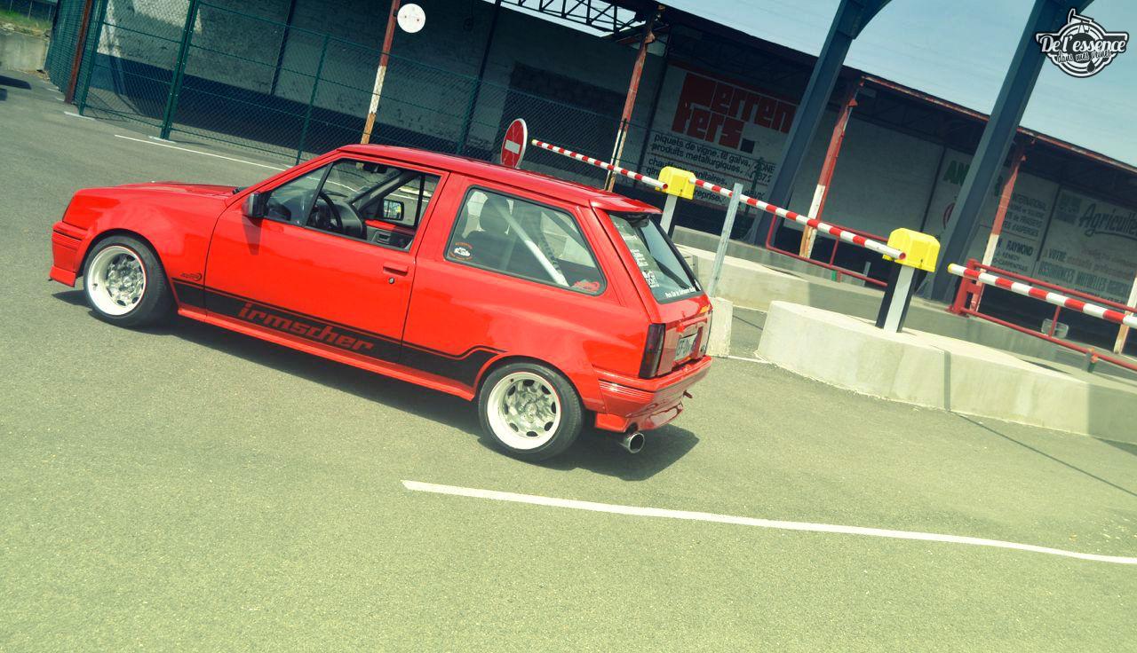 Opel Corsa GSi : Alain et sa fraise Tagada ! 34