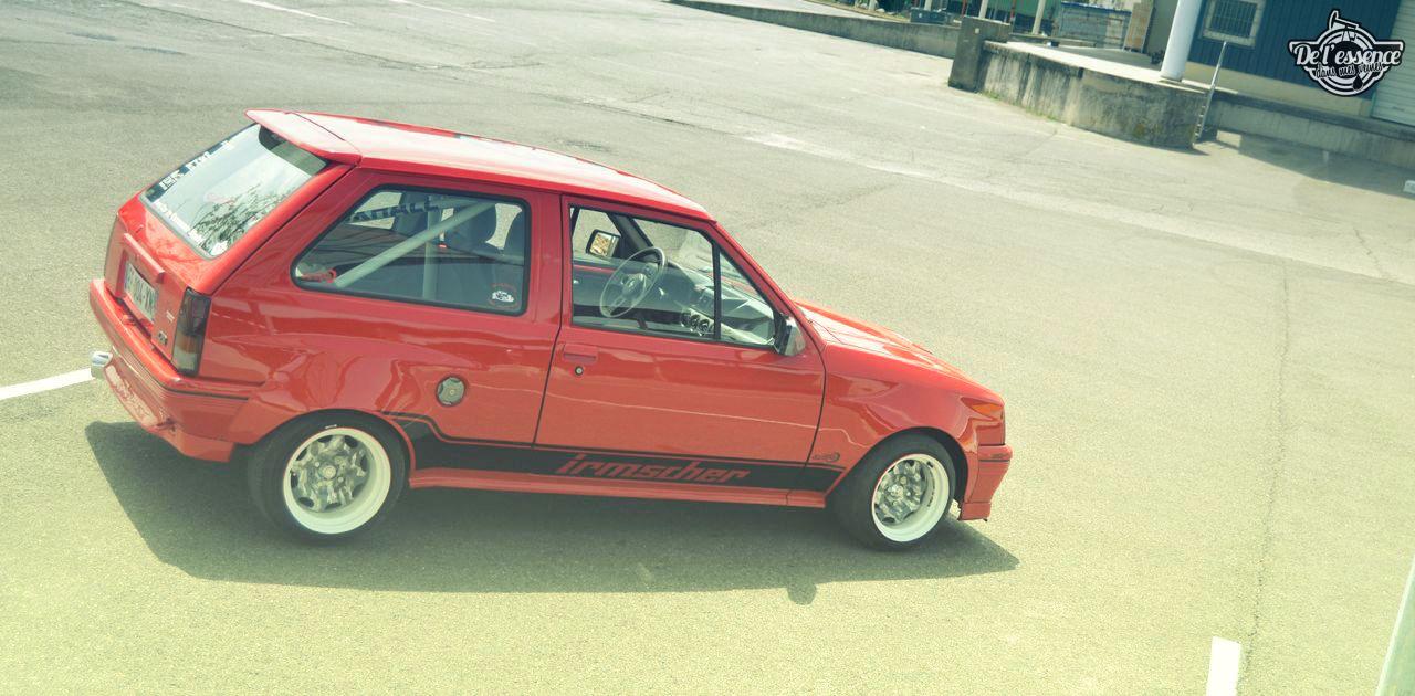 Opel Corsa GSi : Alain et sa fraise Tagada ! 22