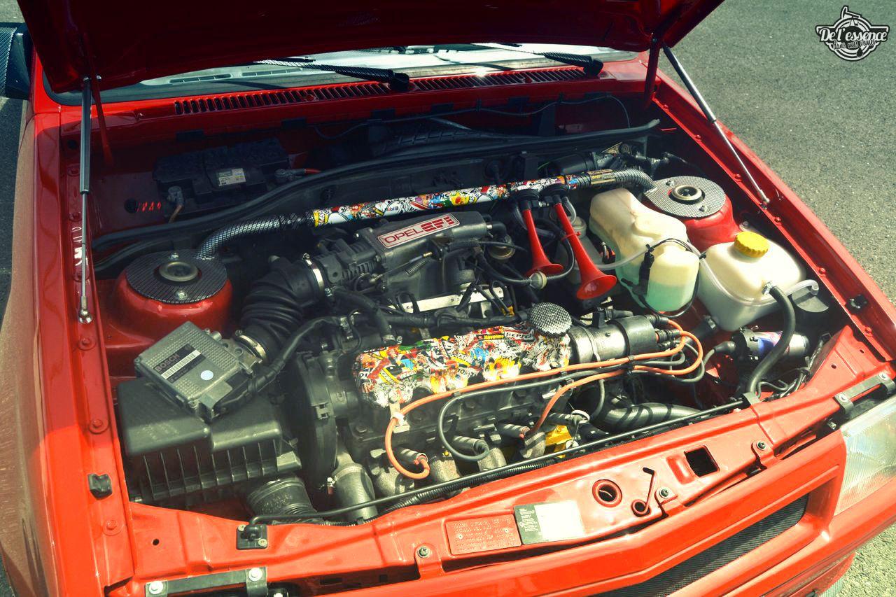 Opel Corsa GSi : Alain et sa fraise Tagada ! 23