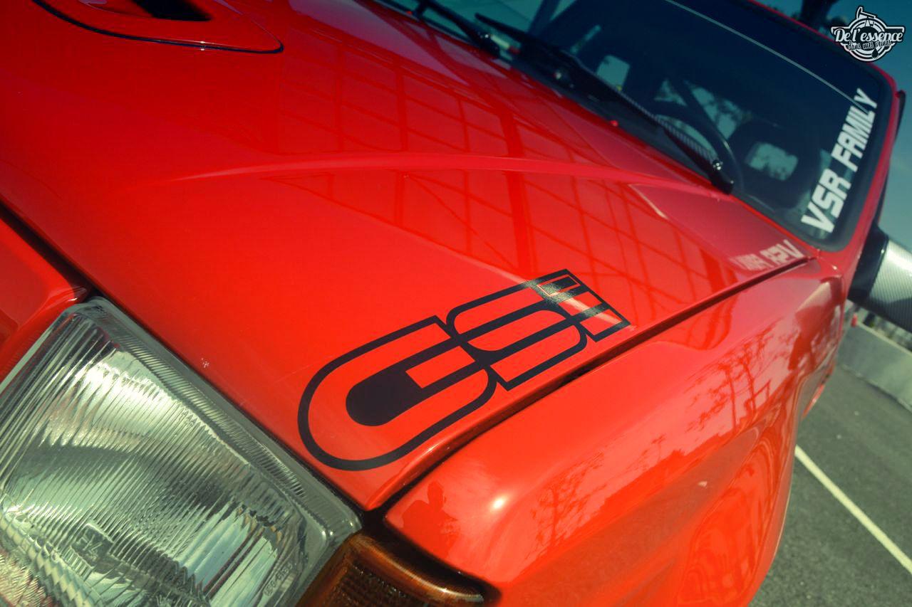 Opel Corsa GSi : Alain et sa fraise Tagada ! 4