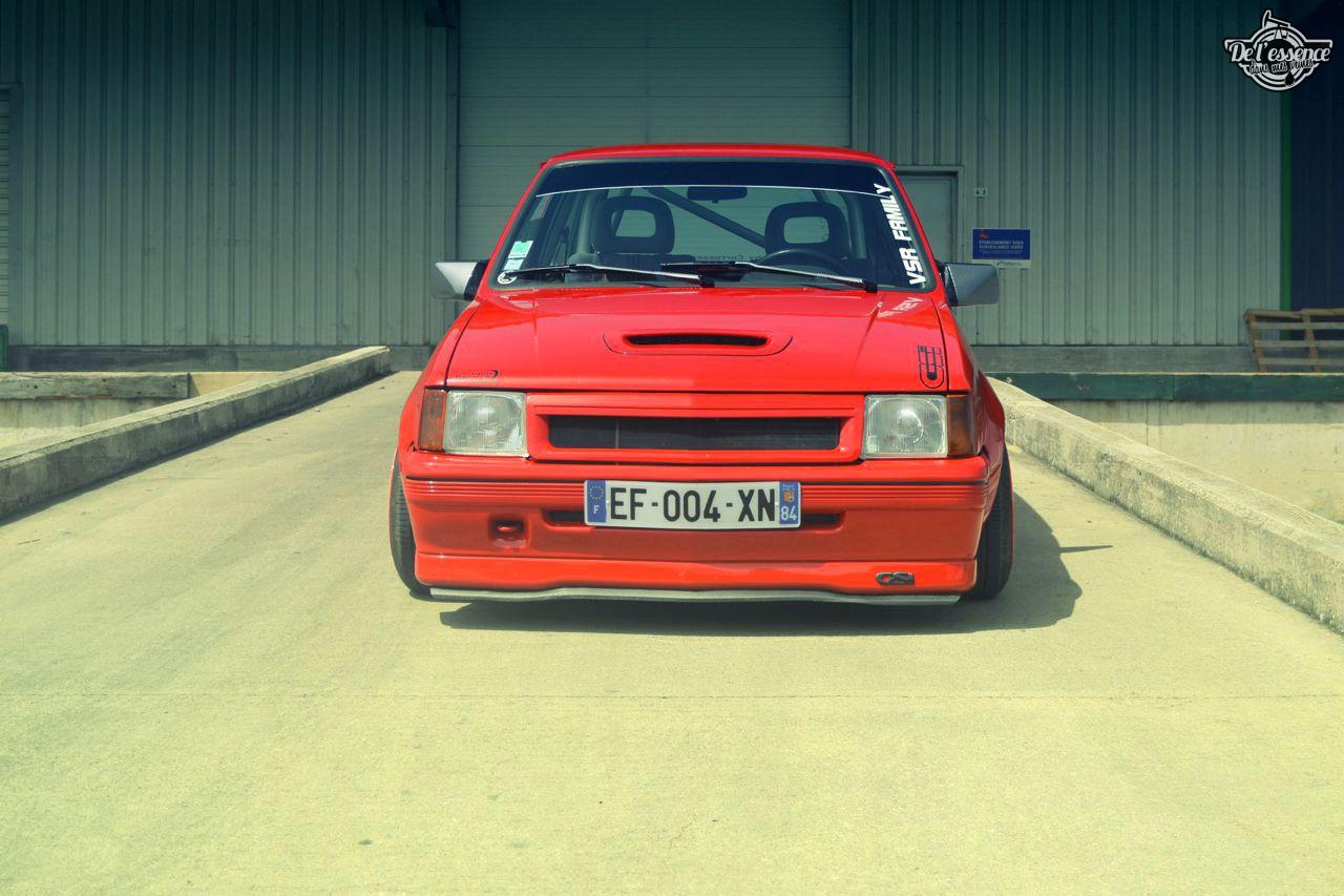 Opel Corsa GSi : Alain et sa fraise Tagada ! 18