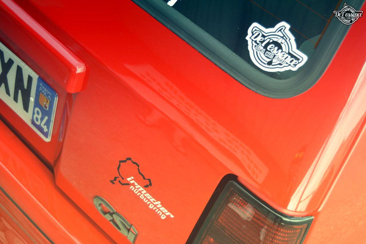 Opel Corsa GSi : Alain et sa fraise Tagada ! 17