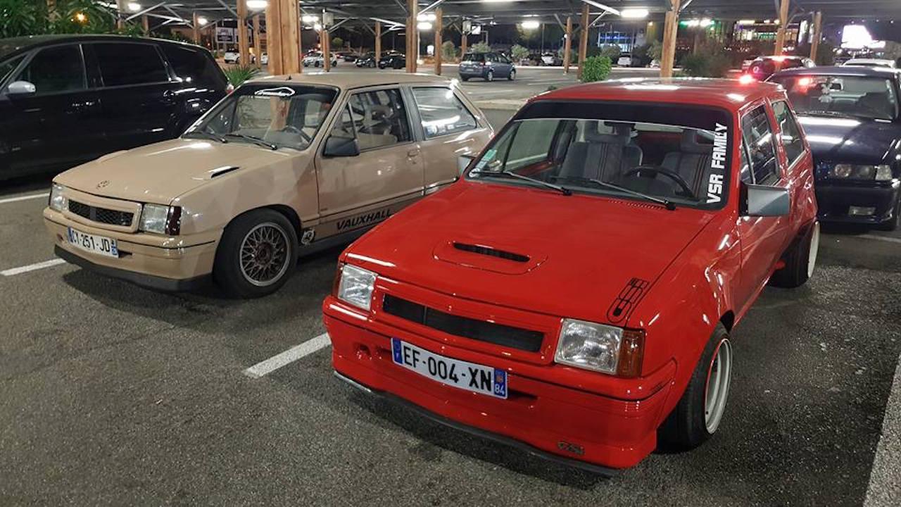 Opel Corsa GSi : Alain et sa fraise Tagada ! 1