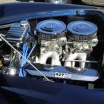Parlons moteurs... Le légende passe aussi par eux. 195