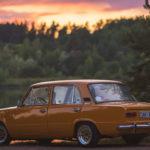 '82 Lada 2101 : Slammed discount ! 11