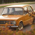 '82 Lada 2101 : Slammed discount ! 20