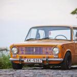 '82 Lada 2101 : Slammed discount ! 19