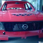 Opel Ascona B : Projekt W240... 59