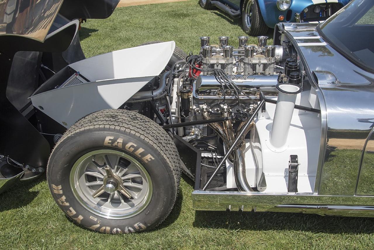 "Shelby Cobra Daytona : L""Arme Secrète"" de Carroll ! 6"